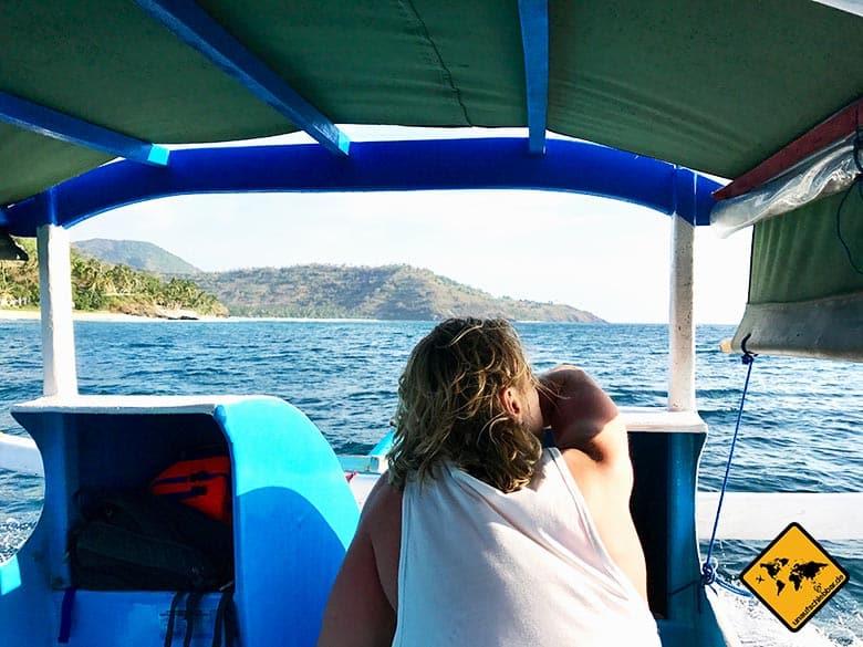 Schnorchel Ausflug Gili Air Island