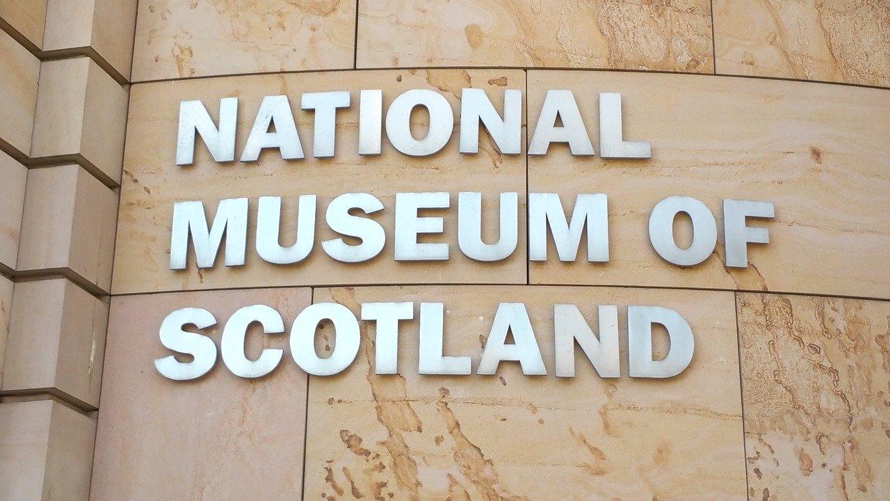 Schottland Edinburgh Museum