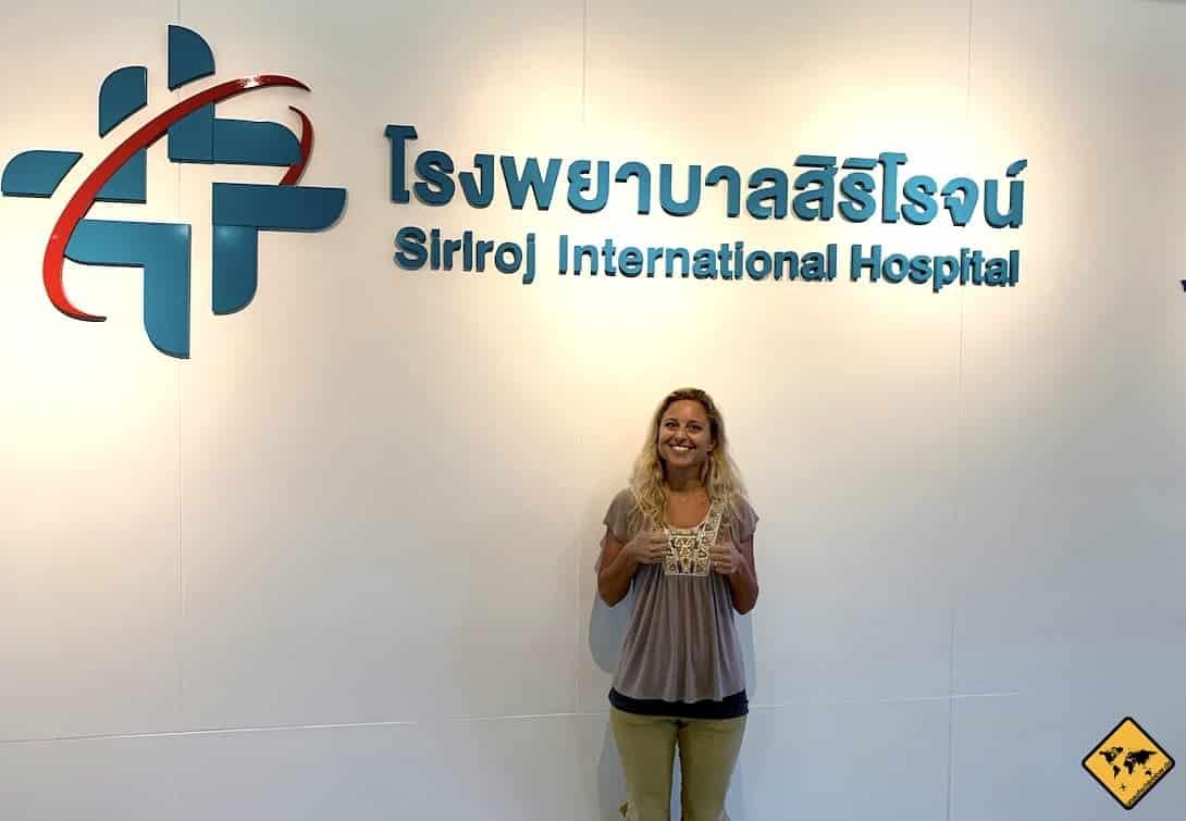 Schwangerschaftsunteruchung Thailand