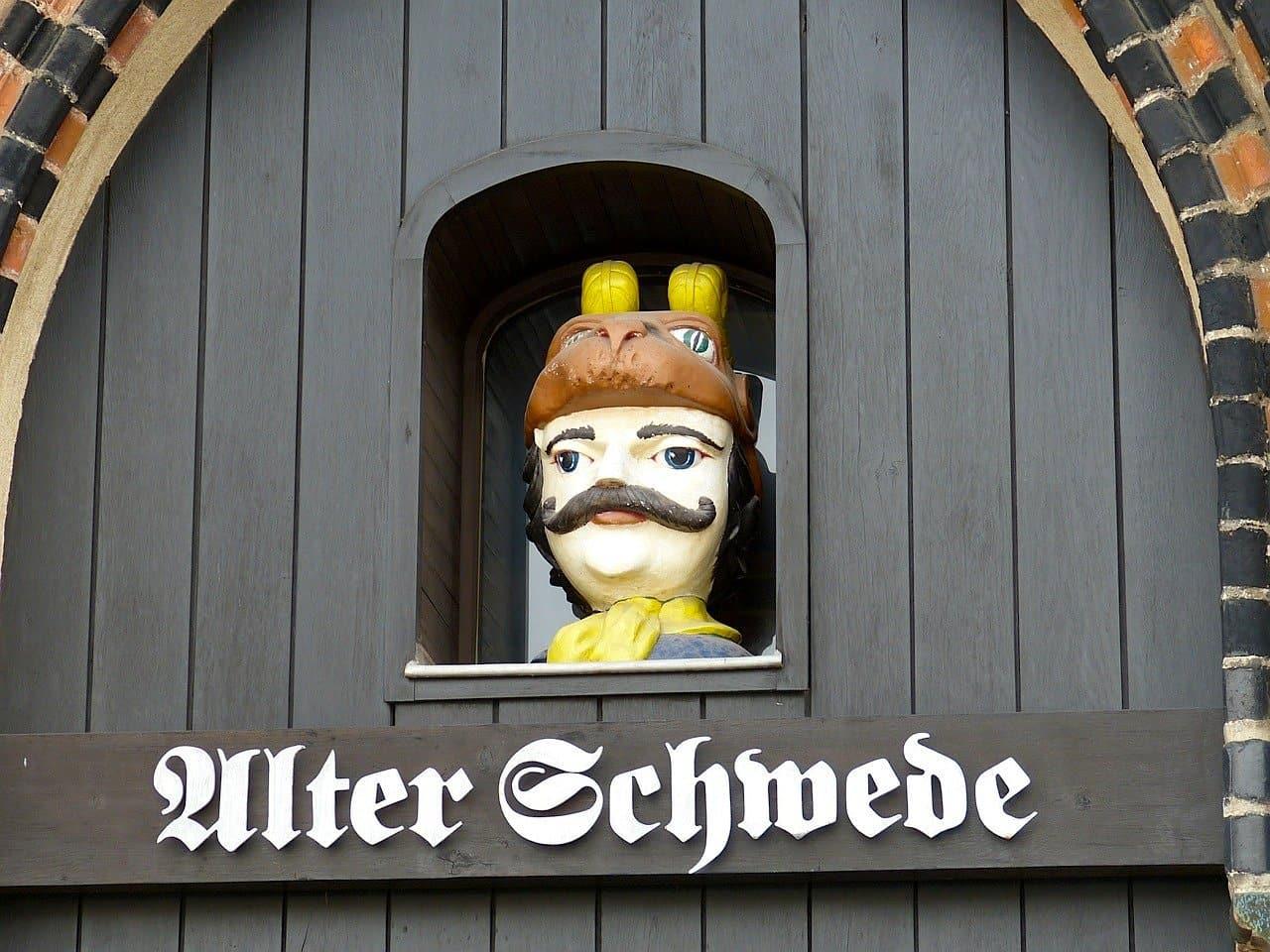 Schwedenkopf Wismar Restaurant Alter Schwede