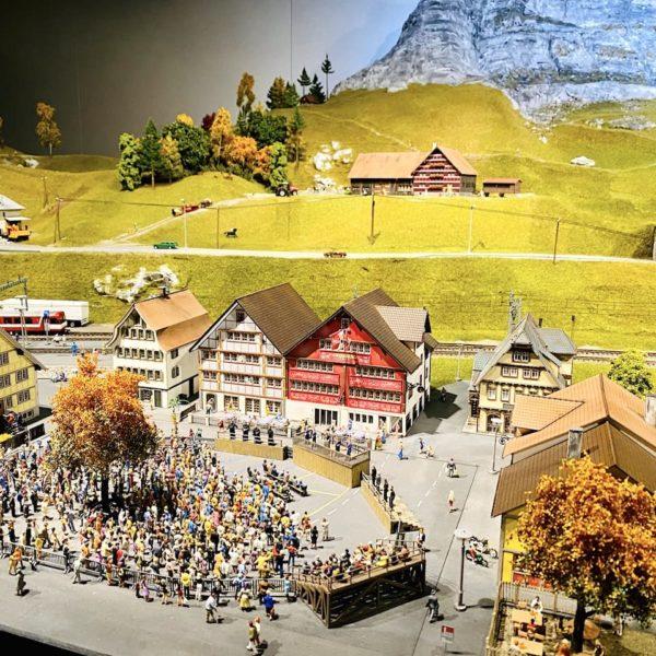 Schweiz Miniaturwelt