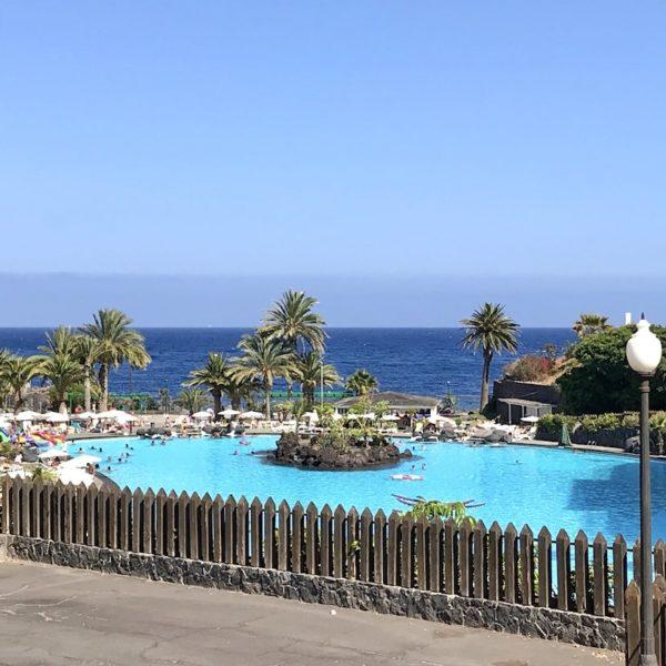 Schwimmbad Santa Cruz de Tenerife Parque Marítimo