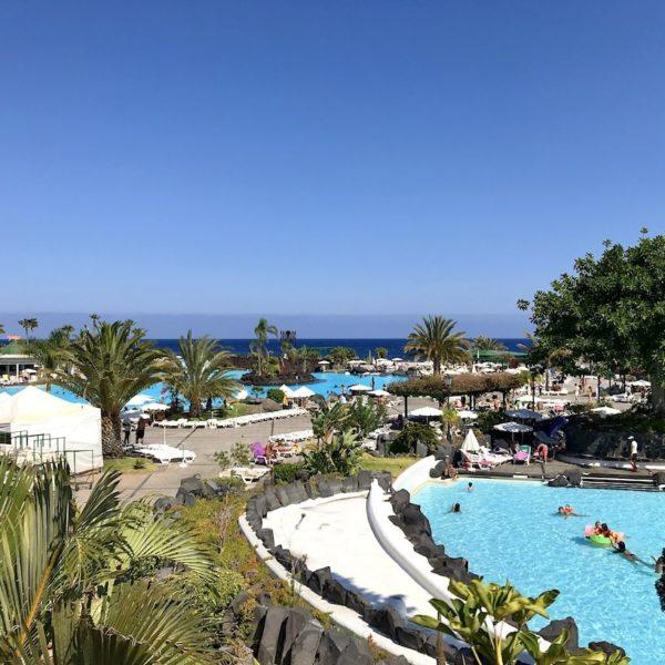 Schwimmbecken Parque Marítimo Santa Cruz de Tenerife