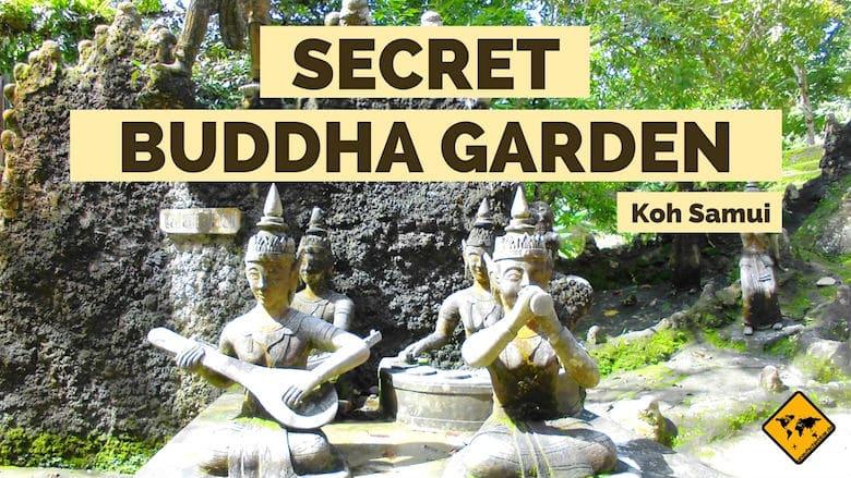 Secret Buddha Garden Magische Steinskulpturen Auf Koh Samui