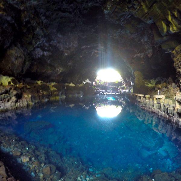 See Höhle Jameos del Agua Lanzarote