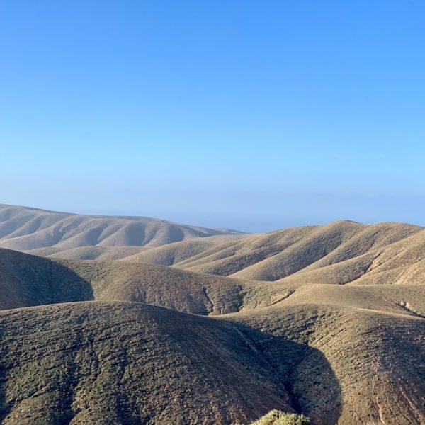 Sehenswertes Fuerteventura Mirador astronómico de Sicasumbre Aussicht