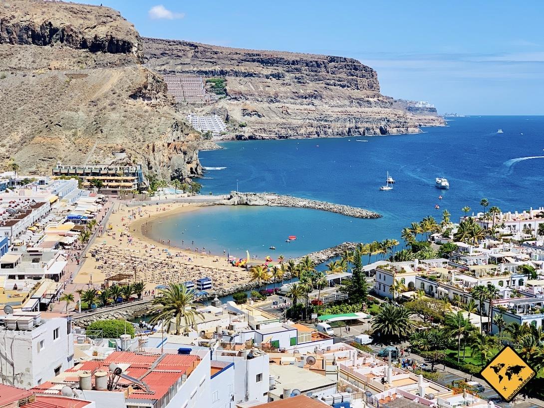 Sehenswertes Gran Canaria Puerto de Mogán klein Venedig