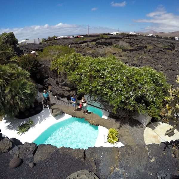 Sehenswertes auf Lanzarote: César Manrique Foundation