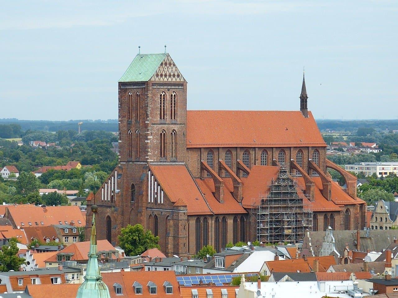 Sehenswertes Wismar St. Nikolai Kirche