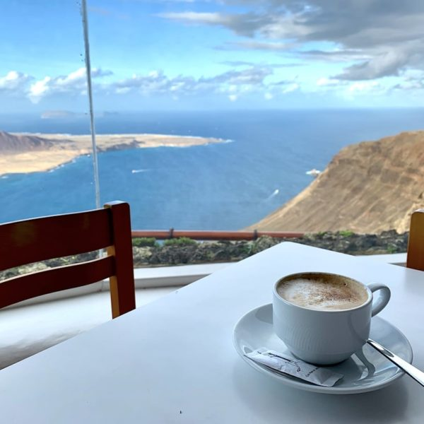 Sehenswertes auf Lanzarote: Der Mirador del Río