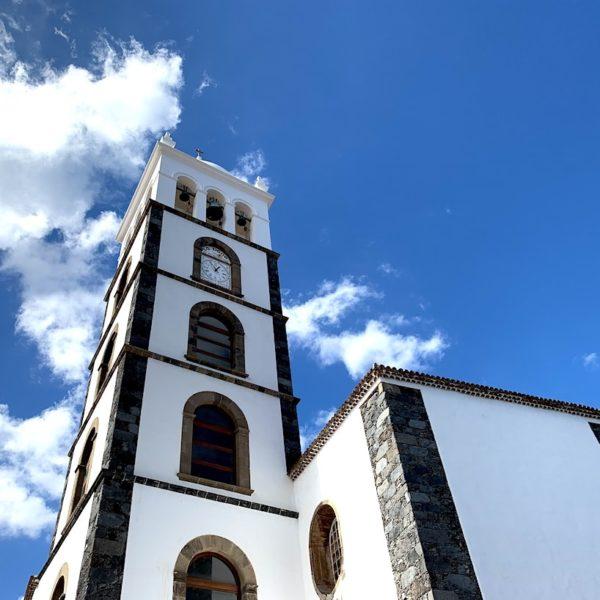 Die Altstadt von Garachico ist wie auch der gesamte Norden von Teneriffa sehr grün