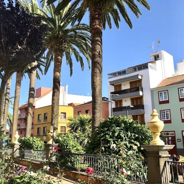Sehenswertes auf Teneriffa La Laguna Altstadt