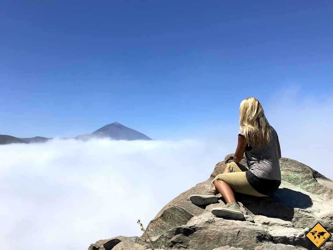 Sehenswertes auf Teneriffa Wetter beste Reisezeit