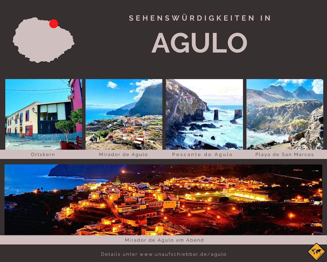 Sehenswürdigkeiten Agulo La Gomera