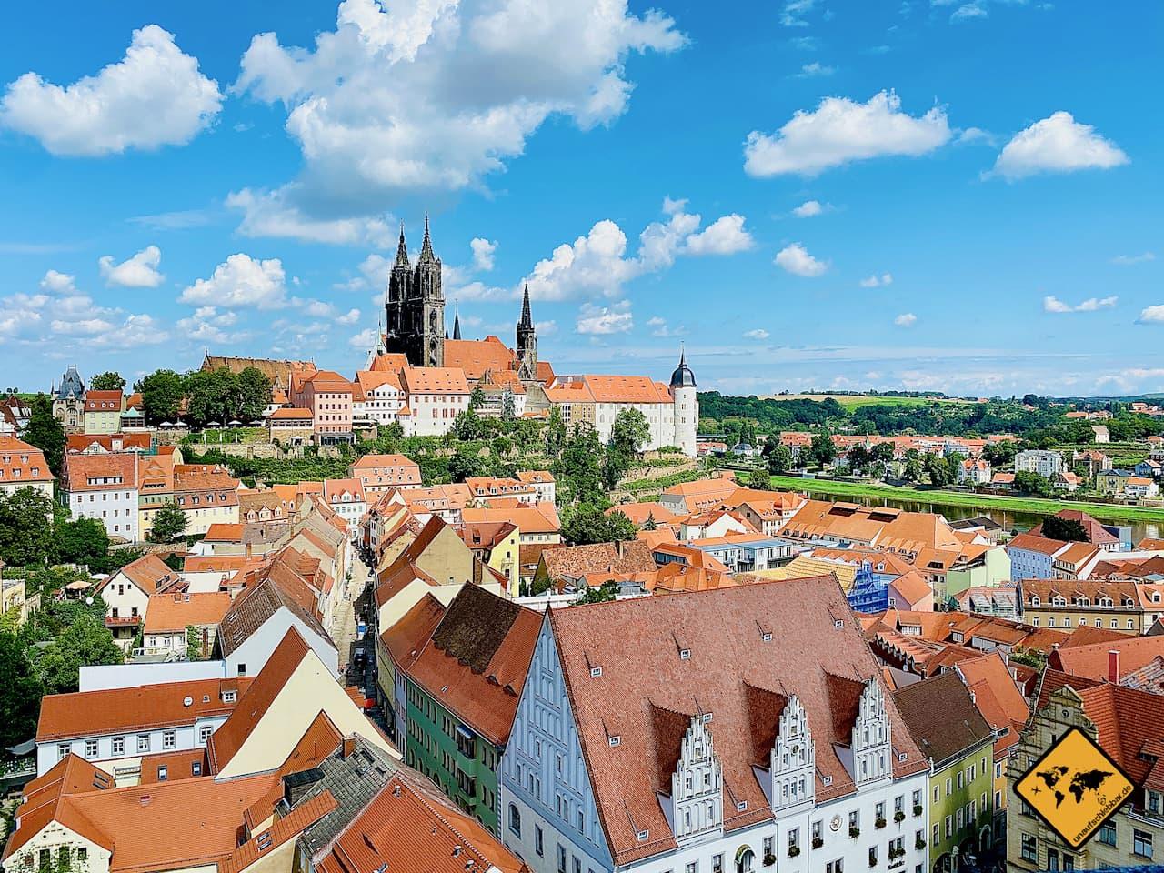 Sehenswürdigkeiten Dresden Umgebung Meißen
