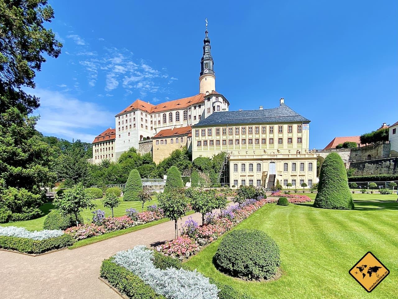 Sehenswürdigkeiten Dresden Umgebung Schloss Weesenstein