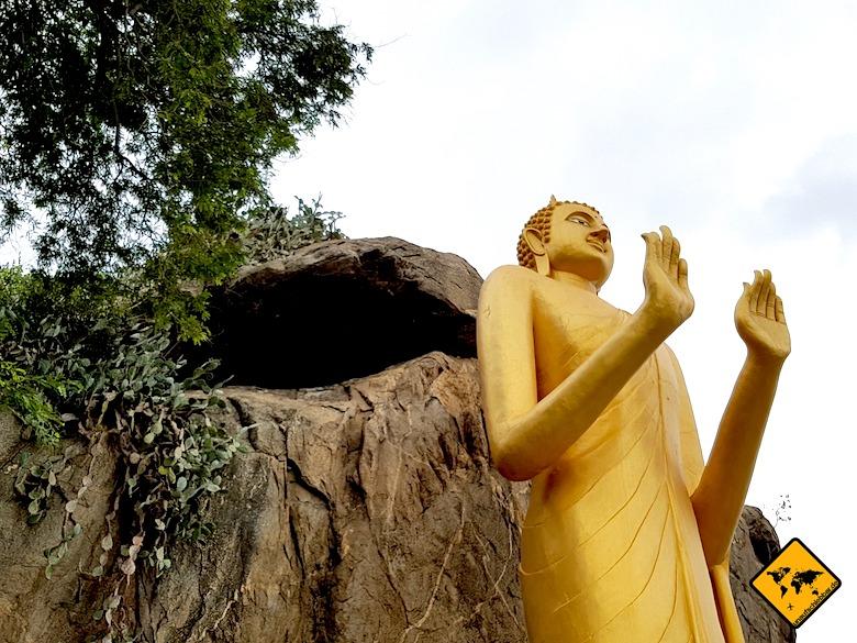 Sehenswürdigkeiten Koh Samui Golden Buddha