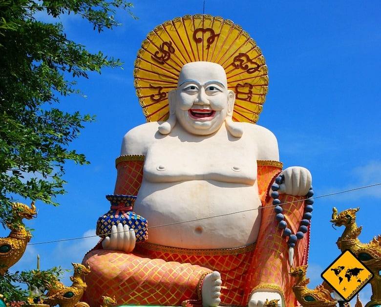 Sehenswürdigkeiten Koh Samui Wat Plai Laem