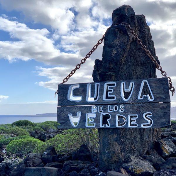 Sehenswürdigkeiten Lanzarote: Cueva de los Verdes