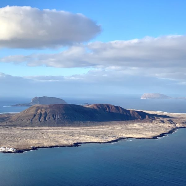 Sehenswürdigkeiten Lanzarote: Der Mirador del Río