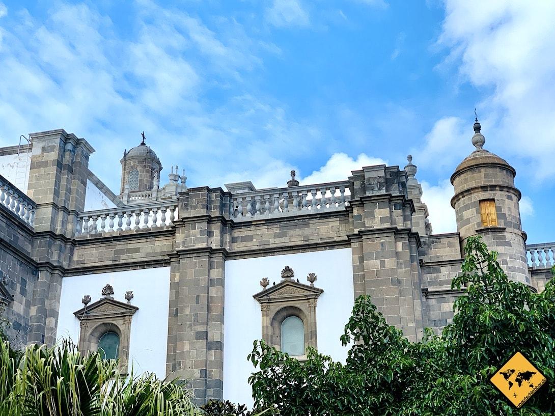 Sehenswürdigkeiten Las Palmas Catedral de Santa Ana