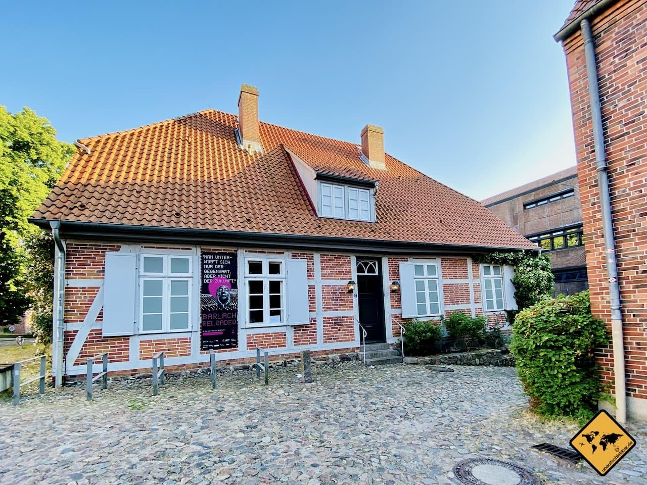 Sehenswürdigkeiten Ratzeburg Barlach Museum