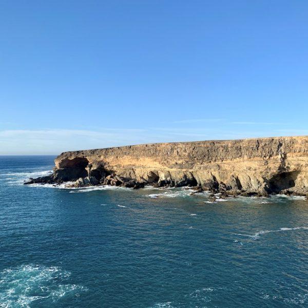 Sehenswürdigkeiten auf Fuerteventura Höhlen Ajuy