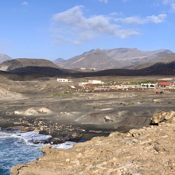 Sehenswürdigkeiten auf Fuerteventura La Pared Restaurant Kueste