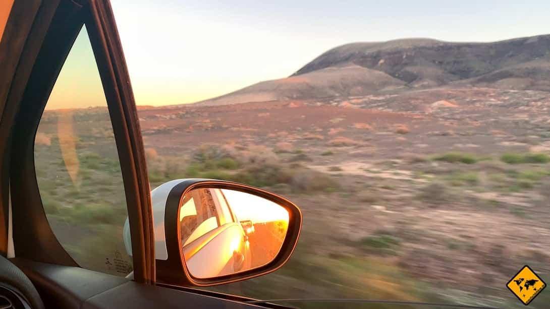 Sehenswürdigkeiten auf Fuerteventura Mietwagen