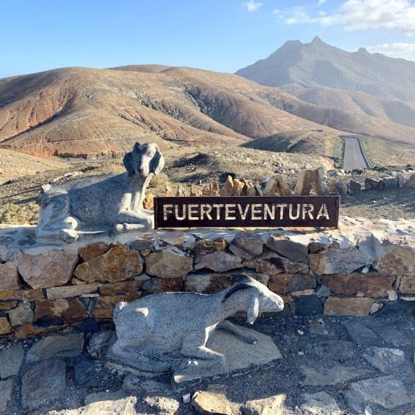 Sehenswürdigkeiten auf Fuerteventura Mirador astronómico de Sicasumbre