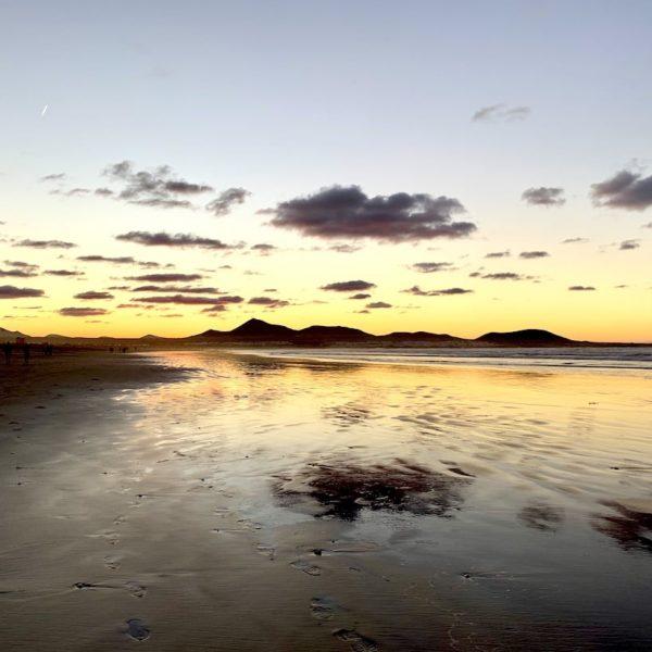 Sehenswürdigkeiten auf Lanzarote: Caleta de Famara