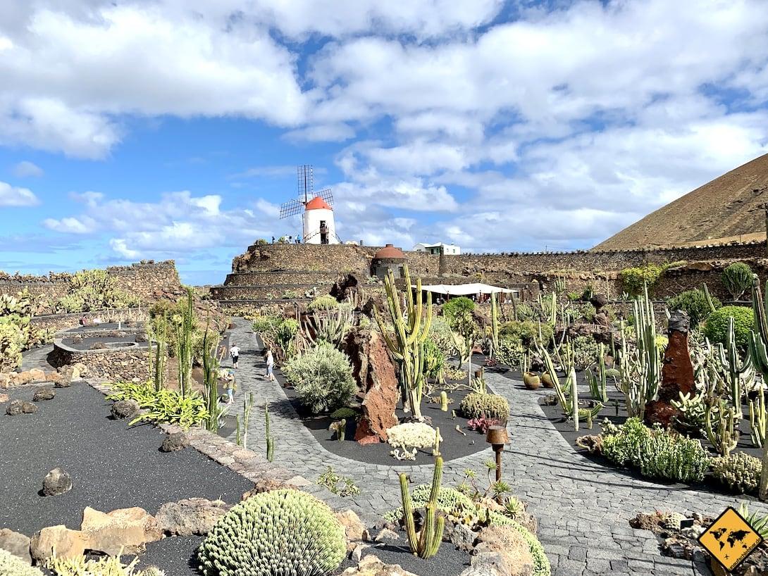 Top 15 Sehenswurdigkeiten Auf Lanzarote Inkl Karte