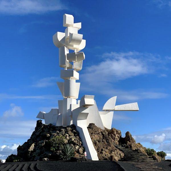 Sehenswürdigkeiten auf Lanzarote: Monumento al Campesino