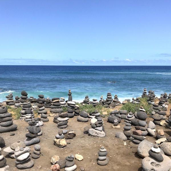 Sehenswürdigkeiten auf Teneriffa Steingarten Puerto de la Cruz
