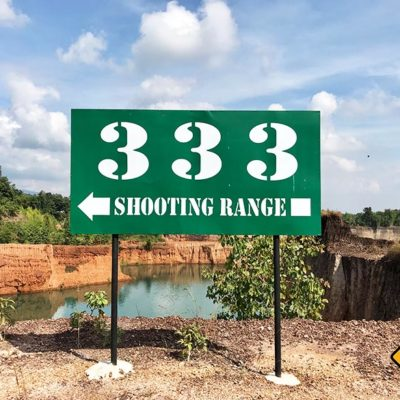 Sehenswürdigkeiten in Chiang Mai Grand Canyon Shooting Range