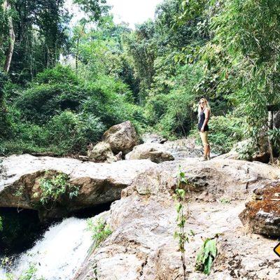 Sehenswürdigkeiten in Chiang Mai Mae Sa Waterfall