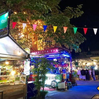 Sehenswürdigkeiten in Chiang Mai Night Bazaar
