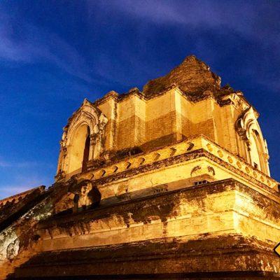 Sehenswürdigkeiten in Chiang Mai Wat Chedi Luang