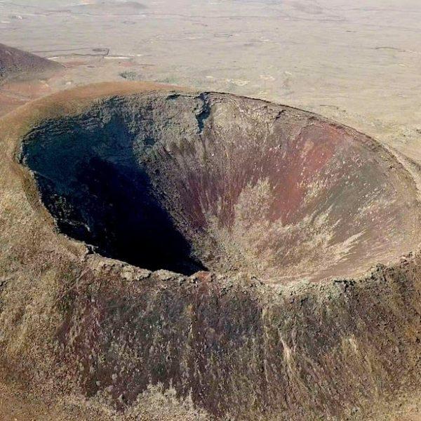 Sehenswürdigkeiten auf Fuerteventura Calderon Hondo