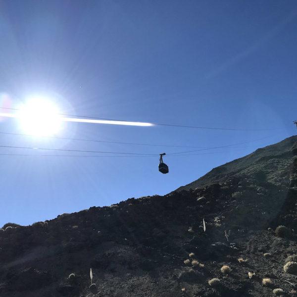 Seilbahn Teide Nationalpark