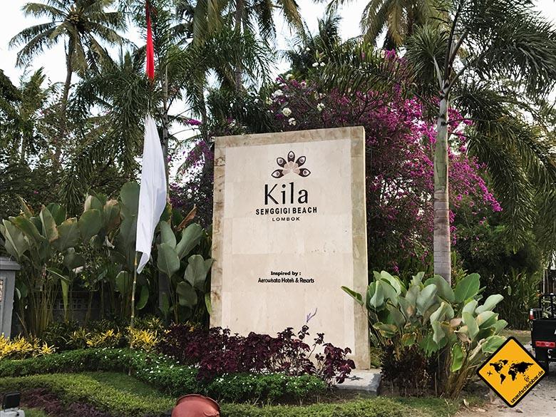 Senggigi Hotel Kila Beach