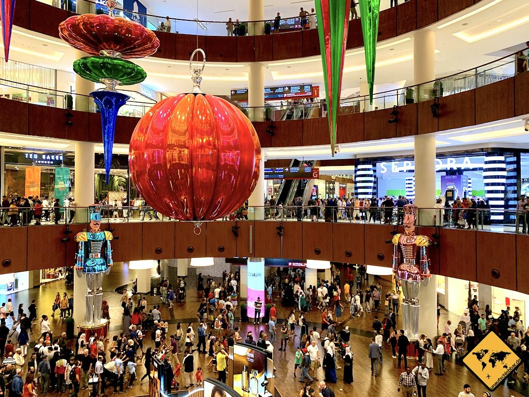 Shopping Center Dubai Mall