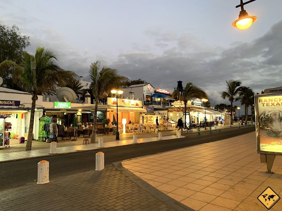 Shopping Puerto del Carmen Lanzarote