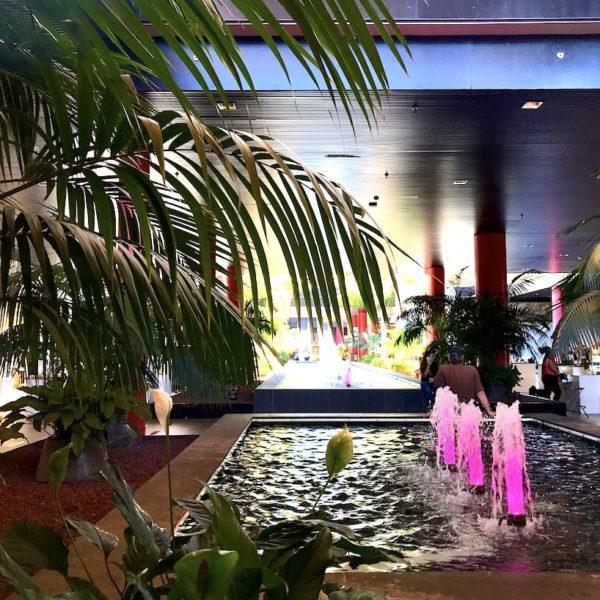 Siam Mall Teneriffa Springbrunnen