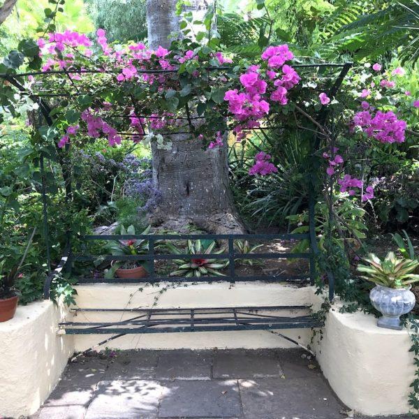 Sitio Litre Garten Puerto Cruz Bank