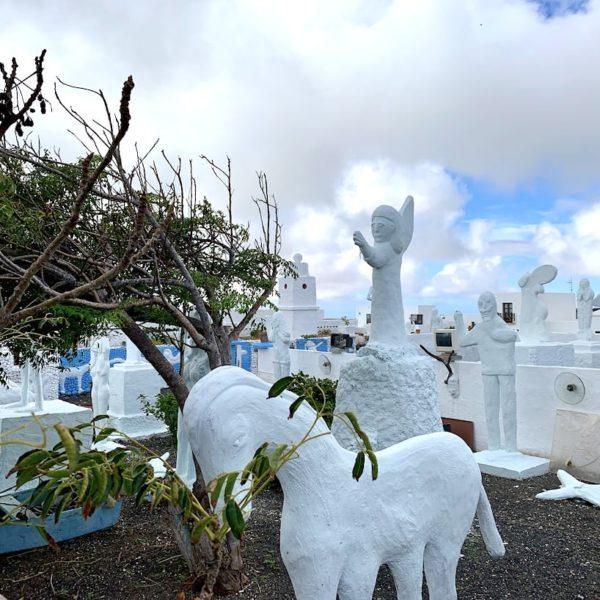 Skulpturen Lanzarote Teguise