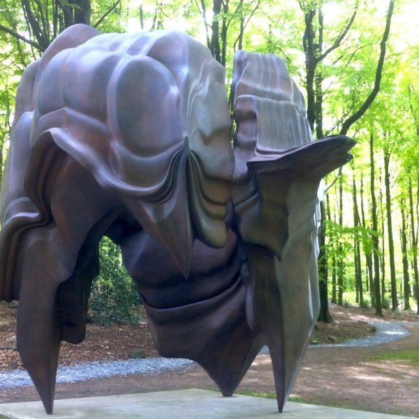 Skulpturenpark Waldfrieden Wuppertal Sehenswürdigkeiten
