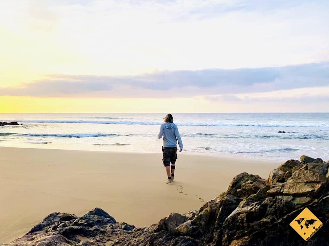 Smartphone Foto Perspektive Strand