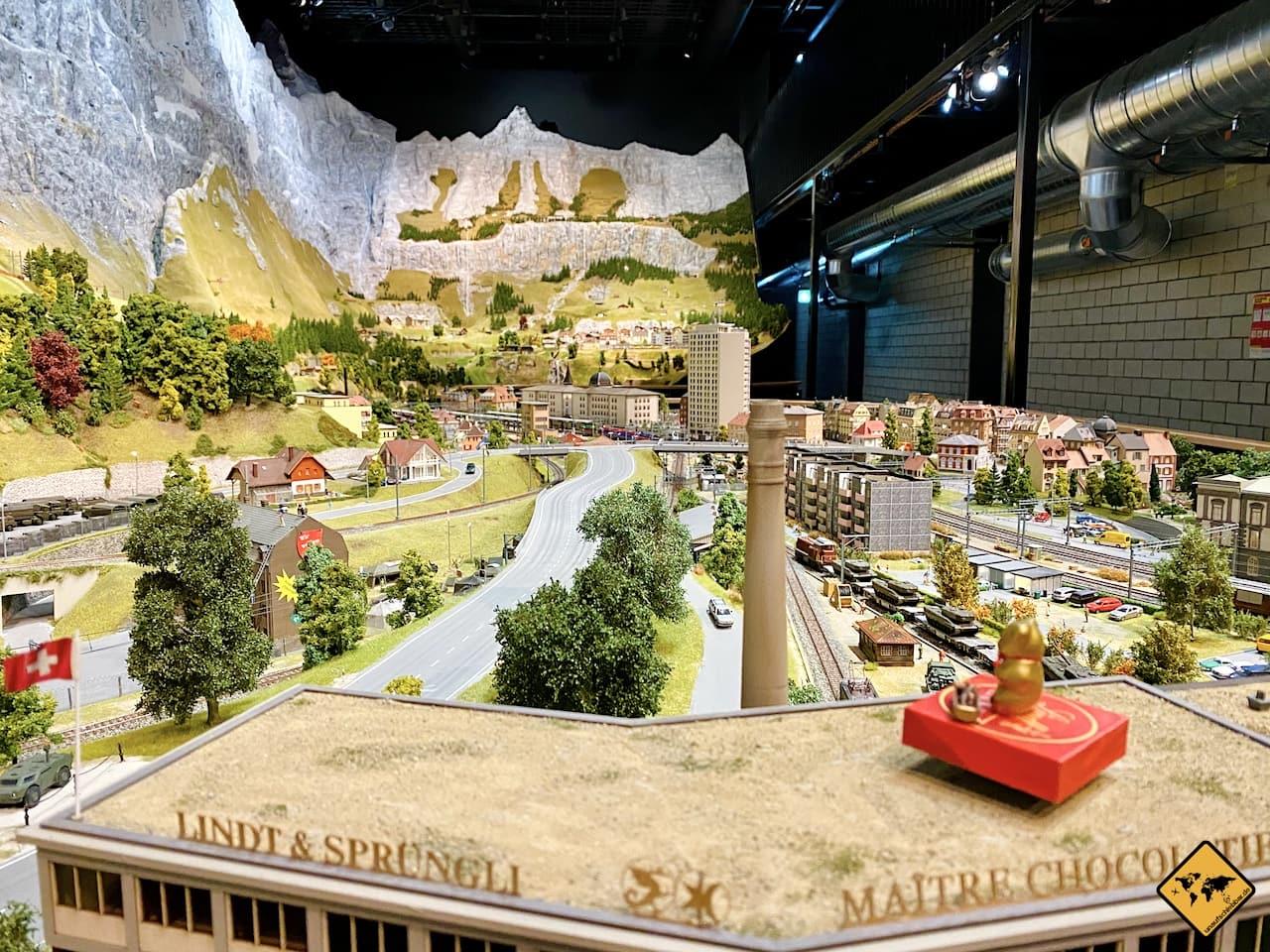 Smilestones Miniaturwelt Schweiz