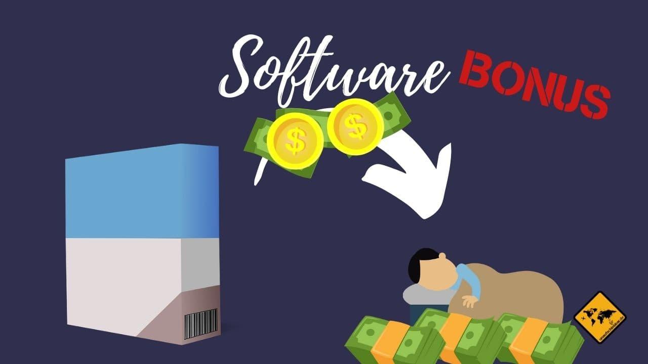 Software Geld verdienen im Schlaf